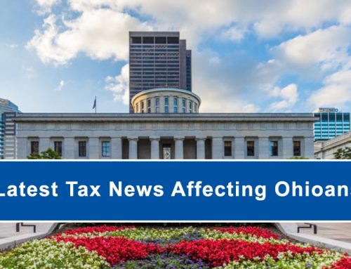 Governor DeWine Signs Tax Conformity Legislation Bill, Reduces Nonresident Withholding Rates